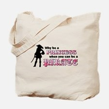 why be princess rectangle Tote Bag