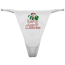 Mistletoe Classic Thong