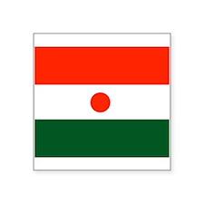 "Niger-1-[Converted].jpg Square Sticker 3"" x 3"""