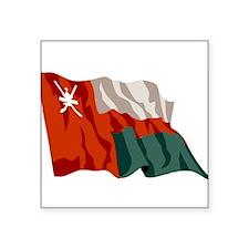 "Oman-2-[Converted].jpg Square Sticker 3"" x 3"""