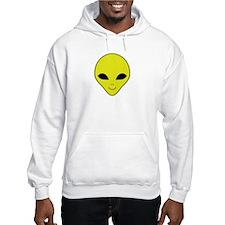Alien Smiley Face Hoodie
