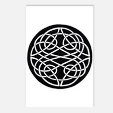 Celtic Knot 28 Postcards (Package of 8)