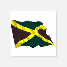 "Jamaica-2-[Converted].jpg Square Sticker 3"" x 3"""