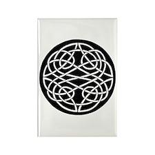 Celtic Knot 28 Rectangle Magnet