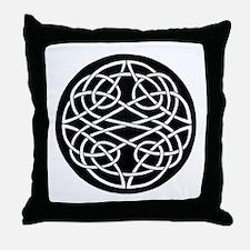 Celtic Knot 28 Throw Pillow