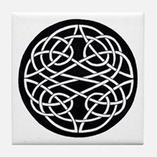 Celtic Knot 28 Tile Coaster
