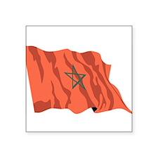 """Morocco-2-[Converted].jpg Square Sticker 3"""" x 3"""""""