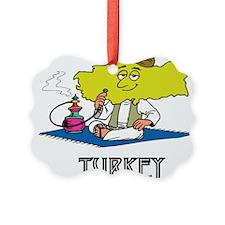 Turkey Picture Ornament