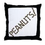 Peanuts! Throw Pillow