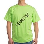 Peanuts! Green T-Shirt