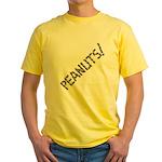 Peanuts! Yellow T-Shirt