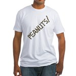 Peanuts! Fitted T-Shirt