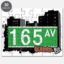 165 AVENUE, QUEENS, NYC Puzzle