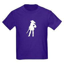 pirate silhouette dark T-Shirt