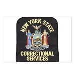 New York Corrections Postcards (Package of 8)