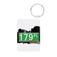 179 PLACE, QUEENS, NYC Keychains