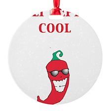 chili pepper cool Ornament