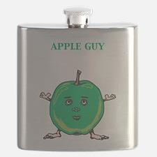 Apple Guy Flask