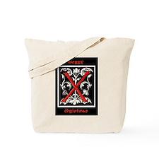 Gothic xmas Tote Bag