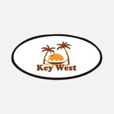 Key West - Palm Trees Design. Patches