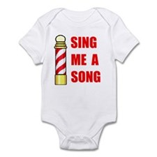 SING ME A SONG Infant Bodysuit