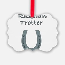 russian trotter Ornament