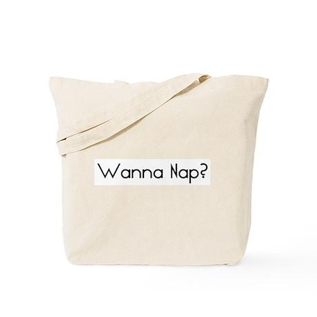 Wanna Nap? Tote Bag