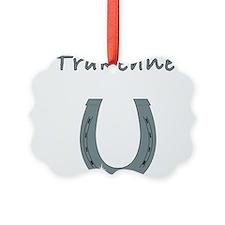 trakehner Ornament