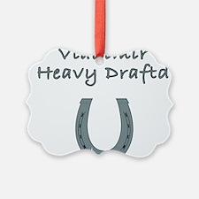 vladimir heavy drafted Ornament