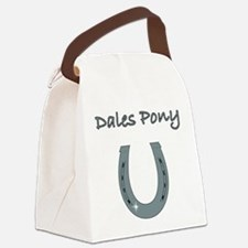 dales pony Canvas Lunch Bag