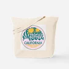 Tropico Pottery Tote Bag