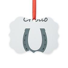 criollo Ornament