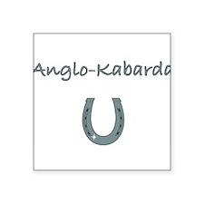 "ANGLO-KABARDA.jpg Square Sticker 3"" x 3"""