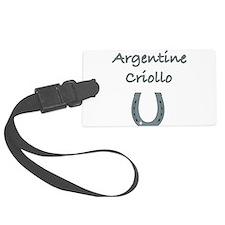 ARGENTINE-CRIOLLO.jpg Luggage Tag