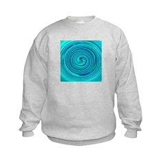 'Ocean Swirl' Sweatshirt