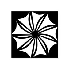 "Shape-547-[Converted].jpg Square Sticker 3"" x 3"""