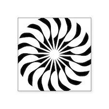 "Shape-548-[Converted].jpg Square Sticker 3"" x 3"""