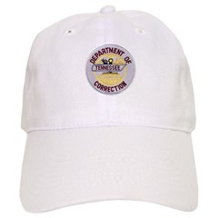Tennessee Correction Baseball Cap