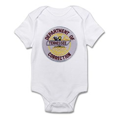 Tennessee Correction Infant Bodysuit