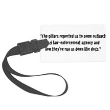 thepillarsreported.jpg Luggage Tag