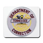 Tennessee Correction Mousepad