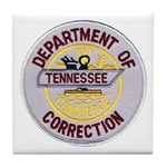Tennessee Correction Tile Coaster