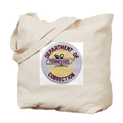 Tennessee Correction Tote Bag