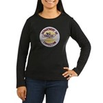 Tennessee Correction Women's Long Sleeve Dark T-Sh