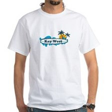 Key West - Surf Design. Shirt