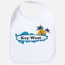 Key West - Surf Design. Bib