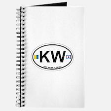 Key West - Oval Design. Journal
