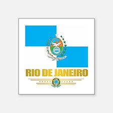 Rio De Janeiro Flag (state) Sticker