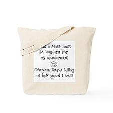 How Good I Look! Tote Bag