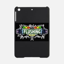 Flushing , Queens NYC (Black) iPad Mini Case